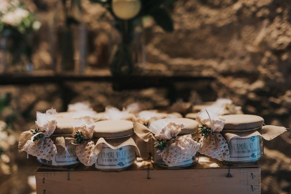 allestimento matrimonio in cascina