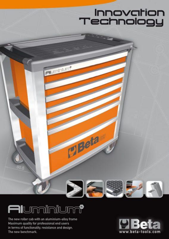 ADV prodotto per Beta Utensili 2007