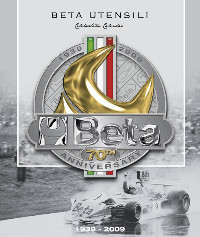 Calendario Beta Utensili 2009
